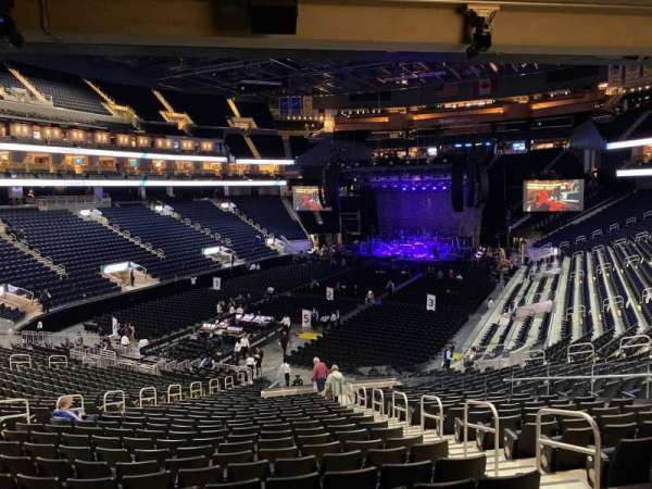 Chase Center, section: 108, row: 26, seat: 5