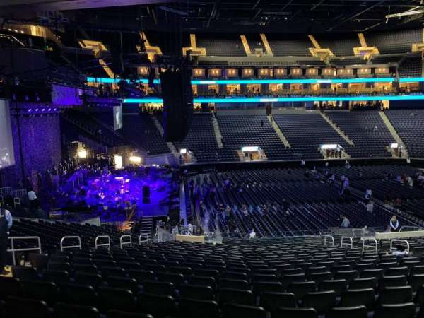 Chase Center, section: 117, row: 19, seat: 12