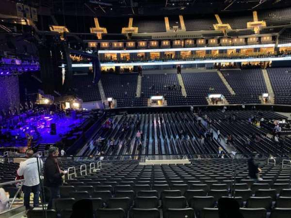 Chase Center, section: 116, row: Wc, seat: 7