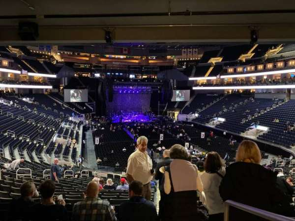 Chase Center, section: 110, row: 27, seat: 1