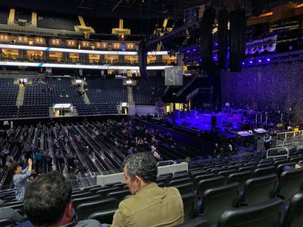 Chase Center, section: 103, row: 9, seat: 14