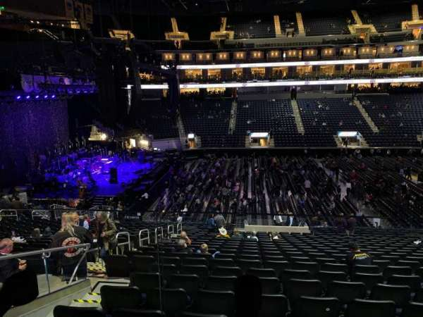 Chase Center, section: 116, row: Wc, seat: 4