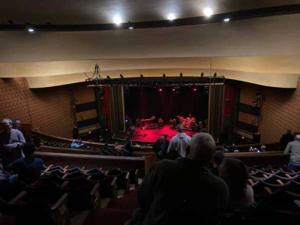 Vogue Theatre, section: Upper Balcony, row: 16, seat: 134
