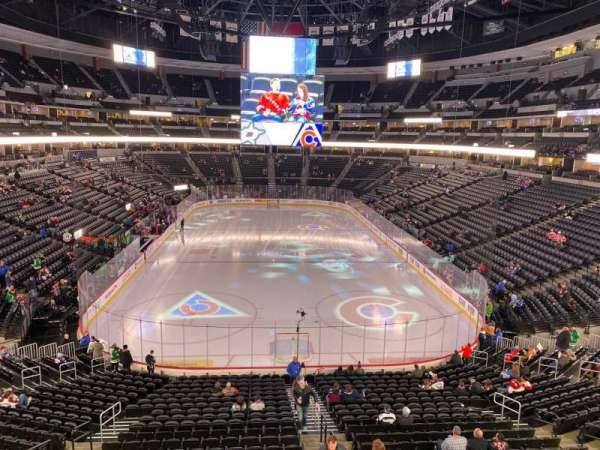 Pepsi Center, section: 246, row: 2, seat: 11