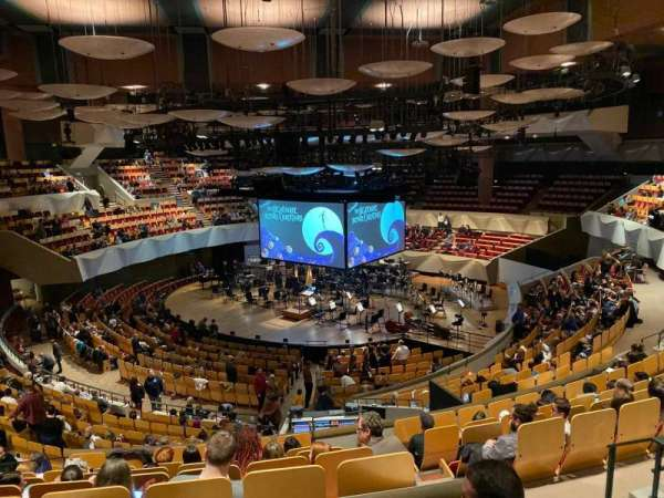 Boettcher Concert Hall, section: Mezz 5, row: M, seat: 22