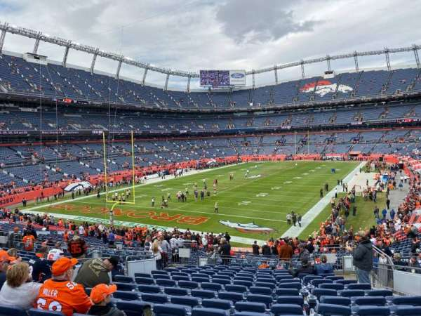 Empower Field at Mile High Stadium, section: 129, row: 37, seat: 31