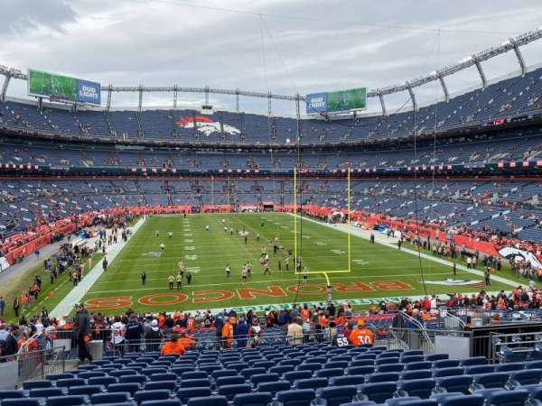 Empower Field at Mile High Stadium, section: 133, row: 39, seat: 14