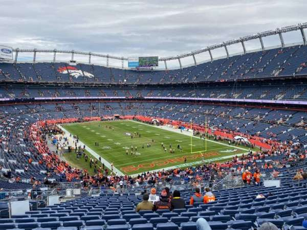 Empower Field at Mile High Stadium, section: 235, row: 22, seat: 20