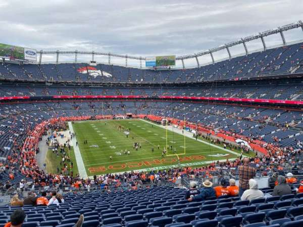 Empower Field at Mile High Stadium, section: 234, row: 20, seat: 15