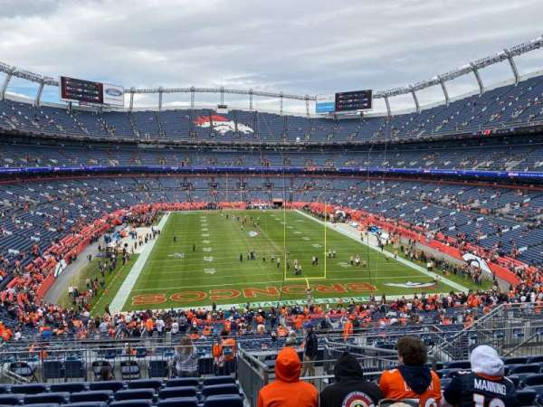 Empower Field at Mile High Stadium, section: 233, row: 14, seat: 14