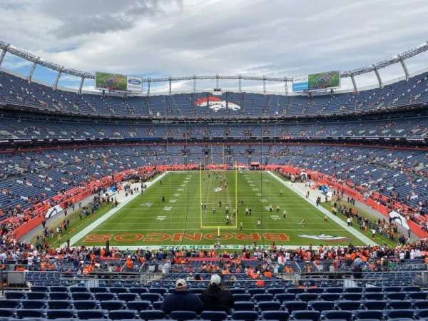 Empower Field at Mile High Stadium, section: 232, row: 11, seat: 15