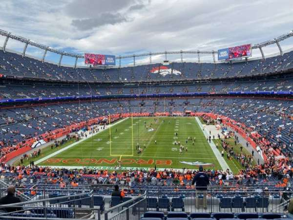 Empower Field at Mile High Stadium, section: 231, row: 11, seat: 12
