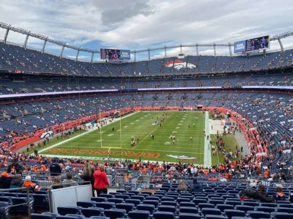 Empower Field at Mile High Stadium, section: 230, row: 16, seat: 23