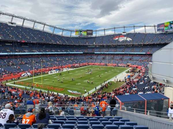 Empower Field at Mile High Stadium, section: 228, row: 15, seat: 5