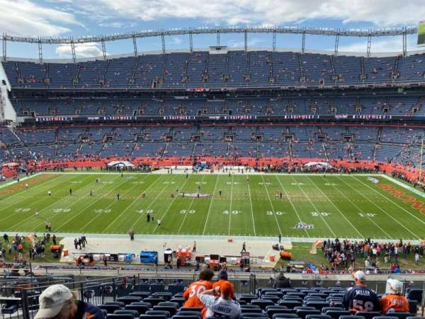 Empower Field at Mile High Stadium, section: 336, row: 13, seat: 9