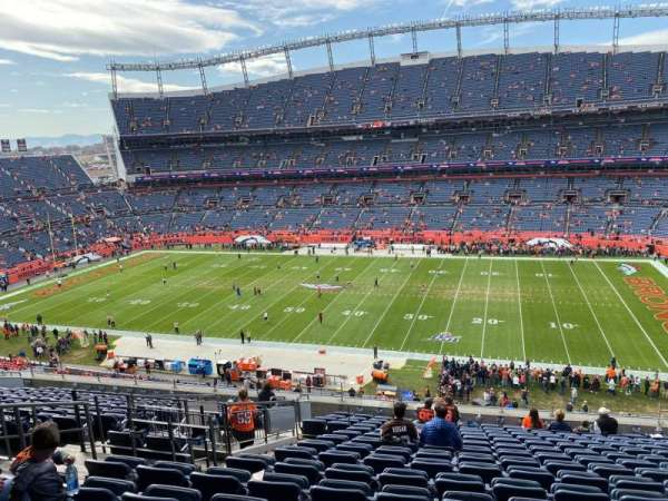 Empower Field at Mile High Stadium, section: 334, row: 16, seat: 10