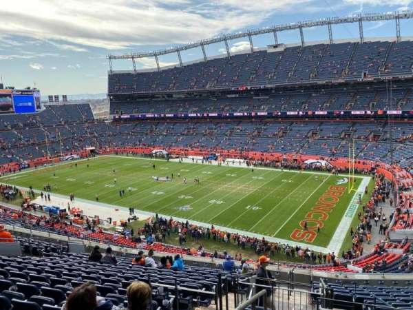 Empower Field at Mile High Stadium, section: 330, row: 15, seat: 22