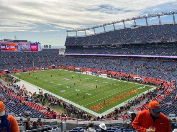 Empower Field at Mile High Stadium, section: 328, row: 12, seat: 16