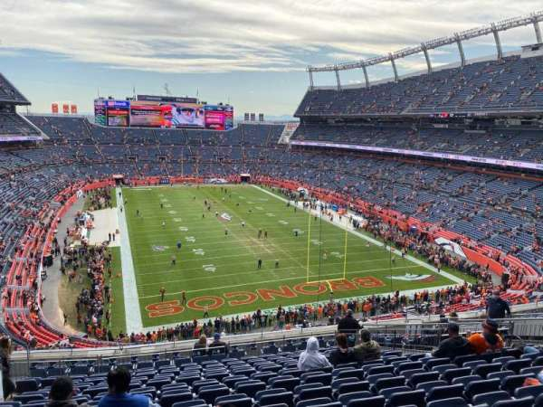 Empower Field at Mile High Stadium, section: 325, row: 16, seat: 16