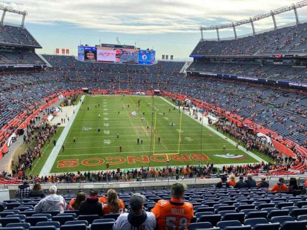 Empower Field at Mile High Stadium, section: 324, row: 13, seat: 15