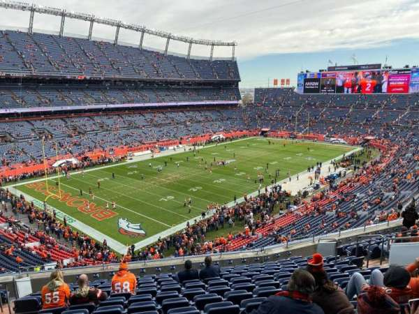Empower Field at Mile High Stadium, section: 317, row: 13, seat: 15