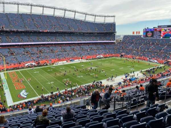 Empower Field at Mile High Stadium, section: 315, row: 15, seat: 9