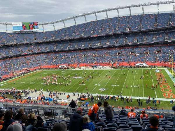 Empower Field at Mile High Stadium, section: 305, row: 15, seat: 7