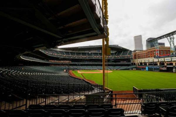 Minute Maid Park, section: 150, row: 20, seat: 5