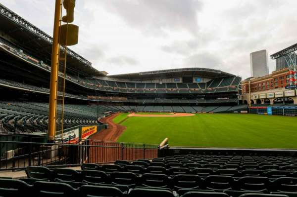 Minute Maid Park, section: 152, row: 12, seat: 5