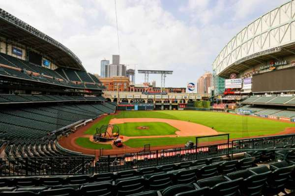 Minute Maid Park, section: 223, row: 5, seat: 9