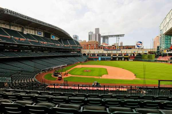 Minute Maid Park, section: 225, row: 5, seat: 9