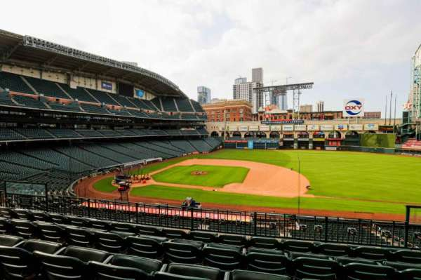 Minute Maid Park, section: 226, row: 5, seat: 12