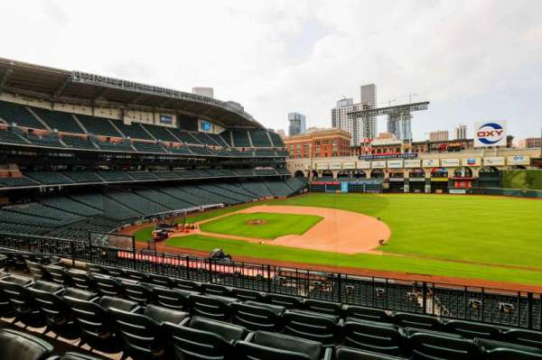 Minute Maid Park, section: 227, row: 5, seat: 10
