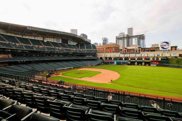 Minute Maid Park, section: 228, row: 5, seat: 10
