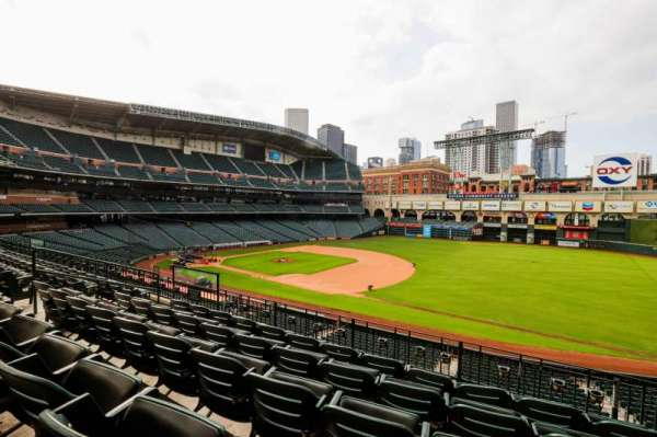 Minute Maid Park, section: 229, row: 5, seat: 9