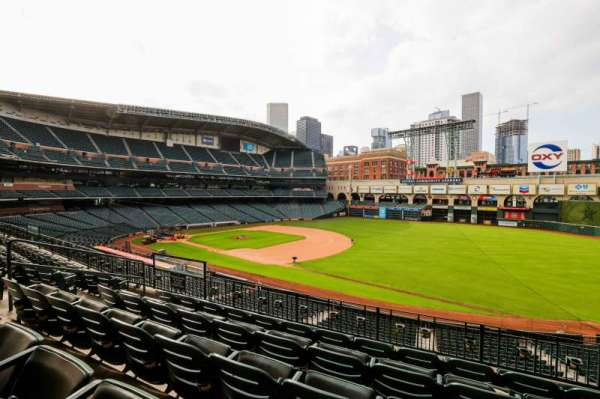 Minute Maid Park, section: 230, row: 5, seat: 9