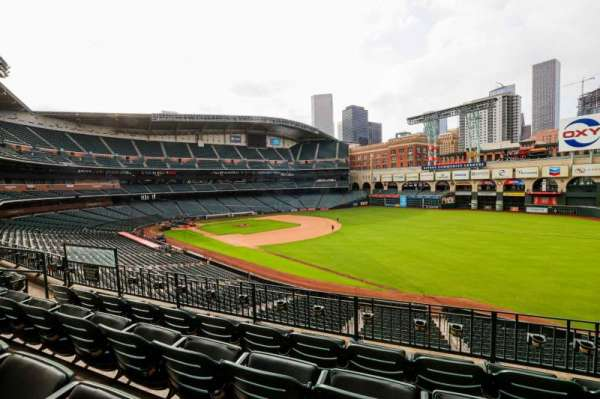 Minute Maid Park, section: 232, row: 5, seat: 9