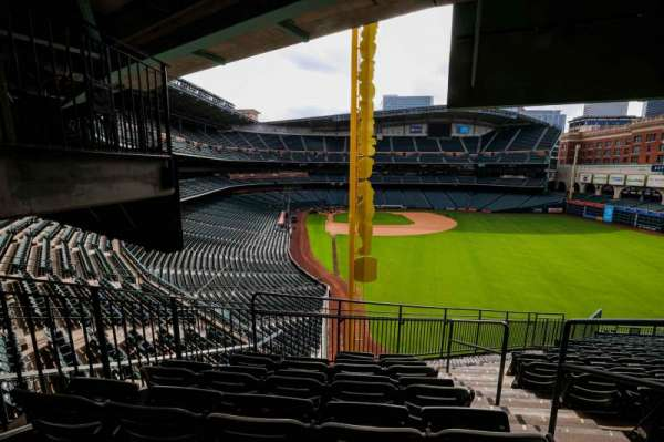 Minute Maid Park, section: 250, row: 16, seat: 4