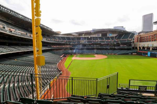 Minute Maid Park, section: 251, row: 6, seat: 5