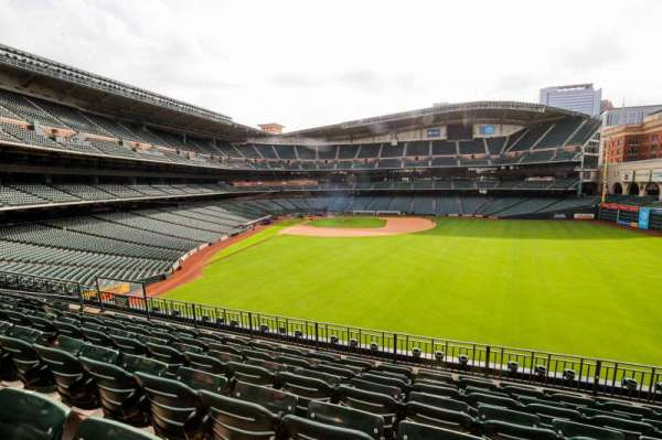 Minute Maid Park, section: 253, row: 6, seat: 12