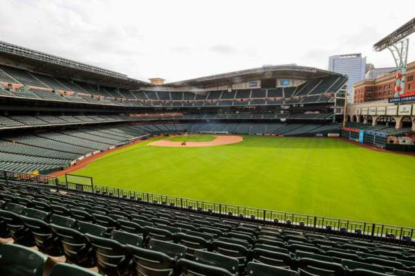 Minute Maid Park, section: 254, row: 7, seat: 13