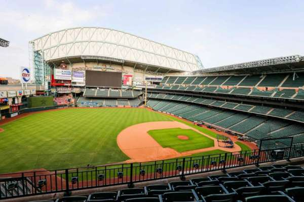 Minute Maid Park, section: 310, row: 5, seat: 9