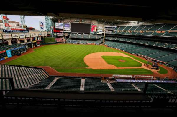 Minute Maid Park, section: STE 5