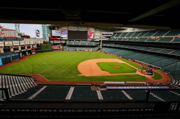 Minute Maid Park, section: STE 6