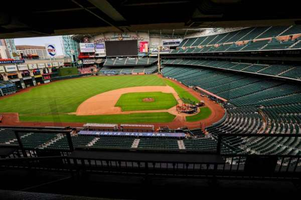 Minute Maid Park, section: STE 13
