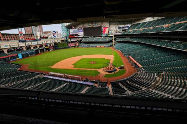 Minute Maid Park, section: STE 17