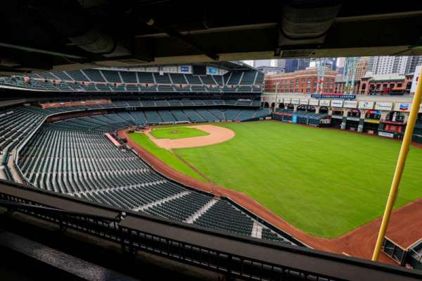 Minute Maid Park, section: STE 53
