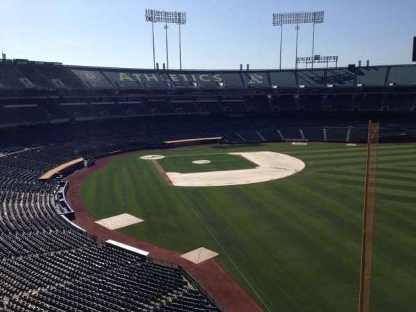Oakland Coliseum, section: Loge Suite 3