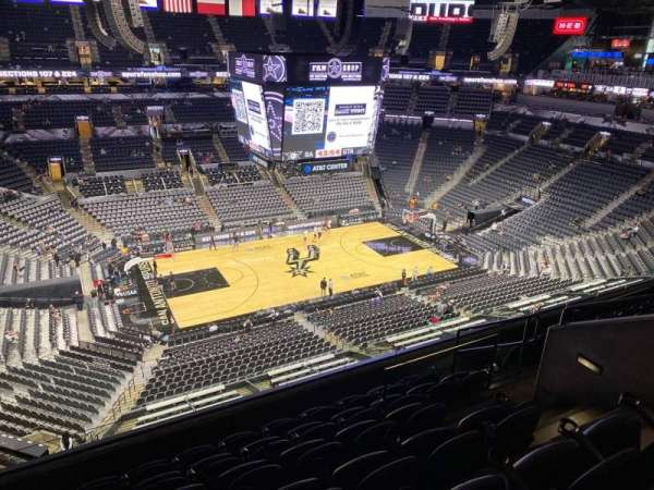 AT&T Center, section: 226, row: 7, seat: 9