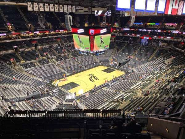 AT&T Center, section: 212, row: 11, seat: 7